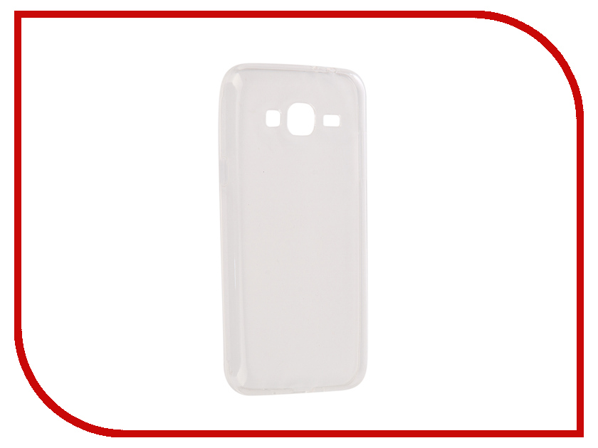 Аксессуар Чехол для Samsung Galaxy J3 2016 Onext Silicone Transparent 70508 аксессуар чехол xiaomi redmi 4 onext silicone transparent 70500