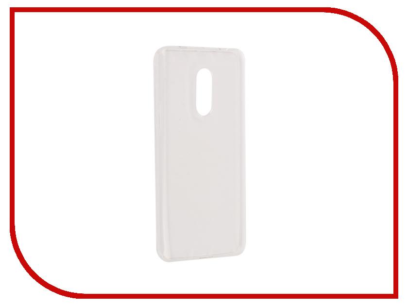 Здесь можно купить Xiaomi Note 4  Аксессуар Чехол Xiaomi Note 4 Onext Silicone Transparent 70501