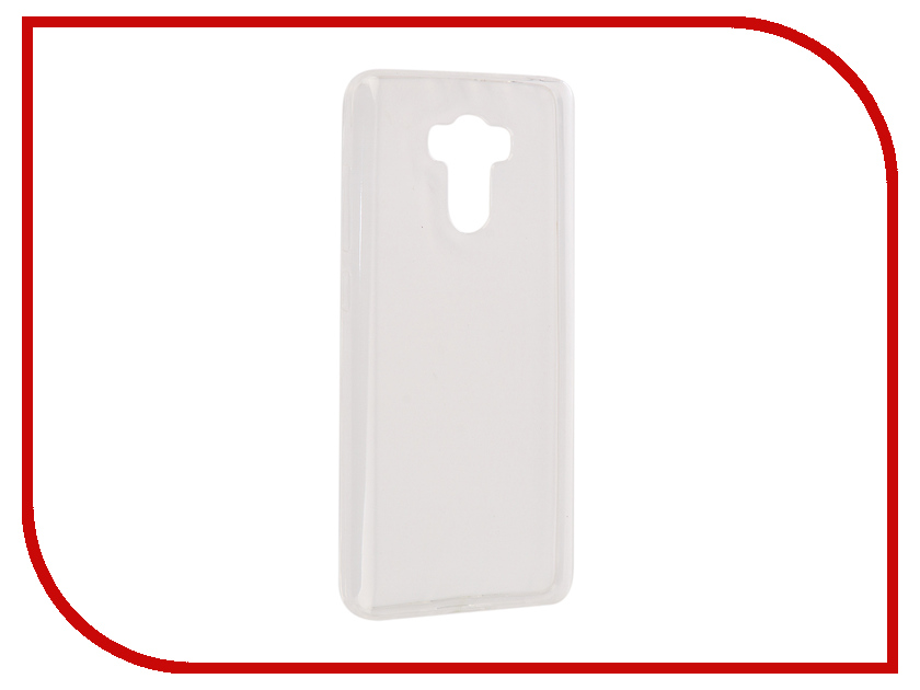 Аксессуар Чехол Xiaomi Redmi 4 Onext Silicone Transparent 70500