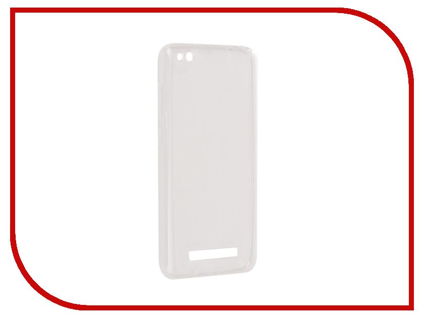 Аксессуар Чехол Xiaomi Redmi 4А Onext Silicone Transparent 70507 аксессуар чехол xiaomi redmi 4 onext silicone transparent 70500