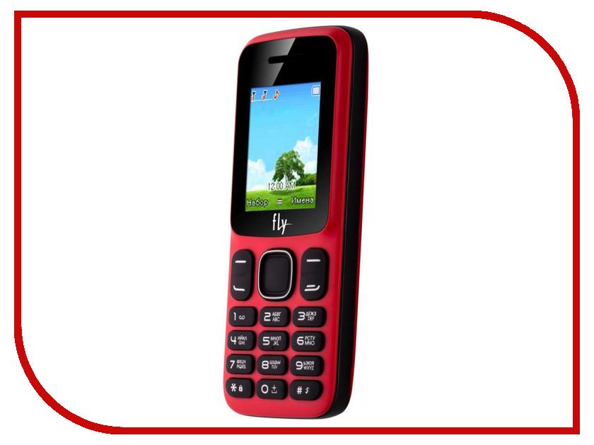 Сотовый телефон Fly FF181 Red цена и фото