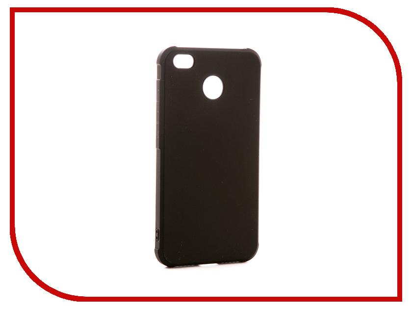 Аксессуар Чехол Xiaomi Redmi 4X Red Line Extreme Black защитный чехол для xiaomi redmi 4x