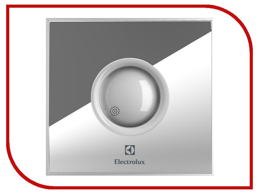 Вытяжной вентилятор Electrolux Rainbow EAFR-100 Mirror бытовой вентилятор electrolux move eafv 100 с датчиком движения