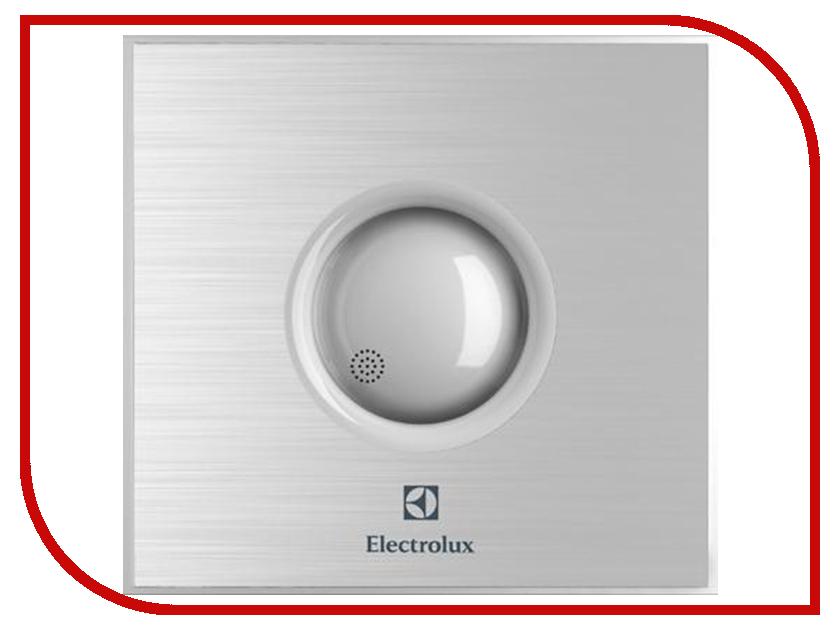 Вытяжной вентилятор Electrolux Rainbow EAFR-120 Steel вытяжной вентилятор electrolux eafr 150 mirror