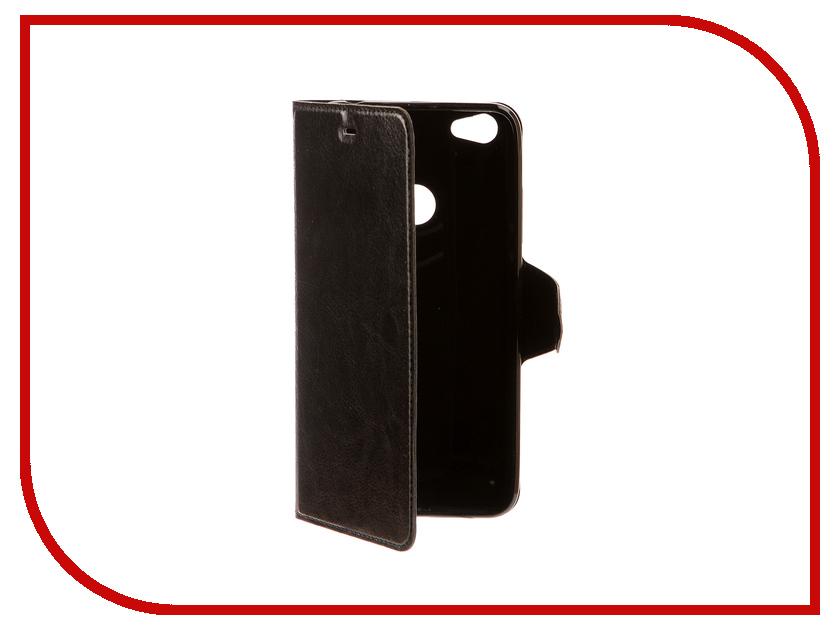Аксессуар Чехол Xiaomi Redmi Note 5A 3Gb+32Gb Red Line Book Type Black аксессуар защитное стекло xiaomi redmi note 3 5 5 red line tempered glass