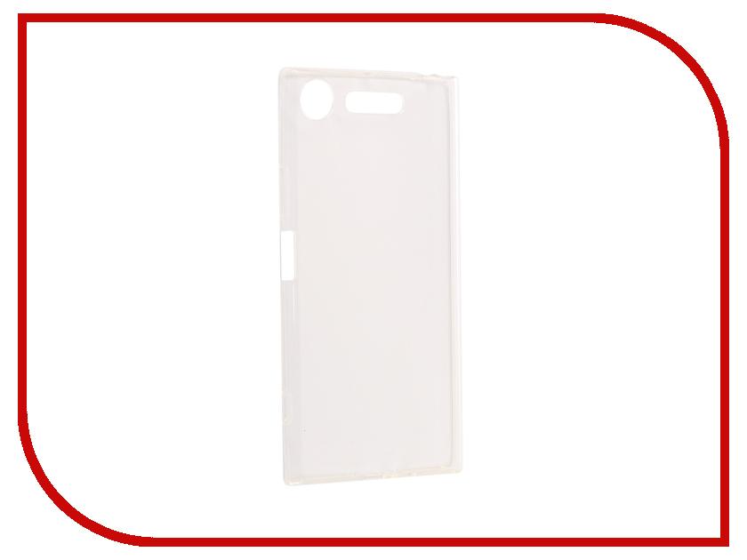 Аксессуар Чехол Sony Xperia XZ1 iBox Crystal Silicone Transparent аксессуар чехол sony xperia xz ibox crystal silicone transparent