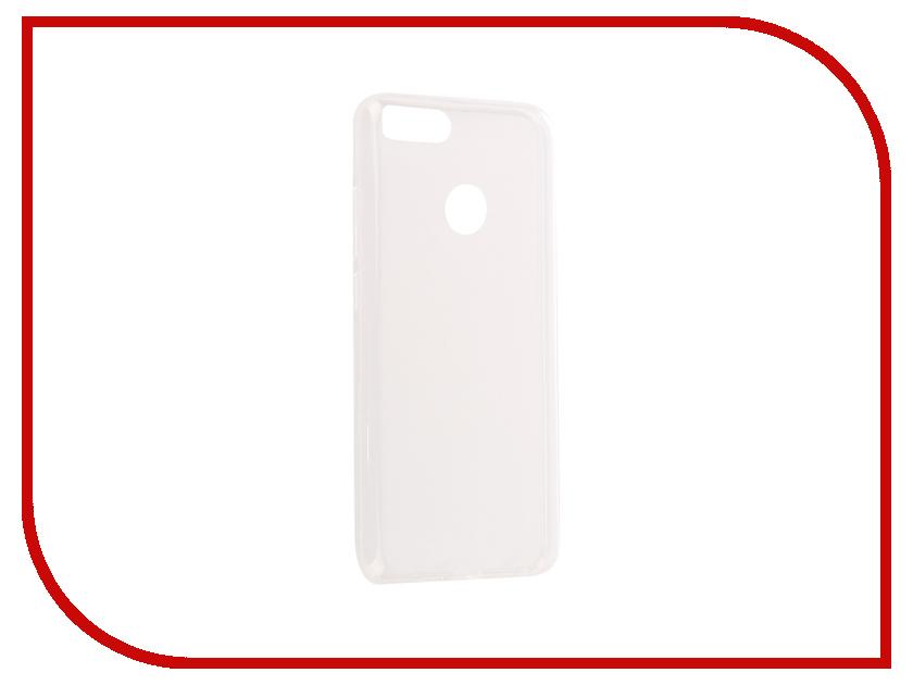 Аксессуар Чехол для Xiaomi Mi A1 / Mi5X iBox Crystal Silicone Transparent аксессуар чехол для xiaomi redmi s2 ibox crystal transparent