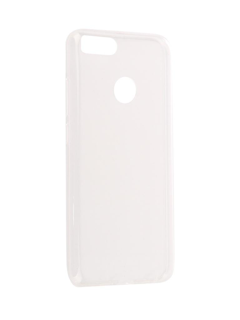 Аксессуар Чехол iBox для Xiaomi Mi A1 / Mi5X Crystal Silicone Transparent g case slim premium чехол для xiaomi mi5x mi a1 black