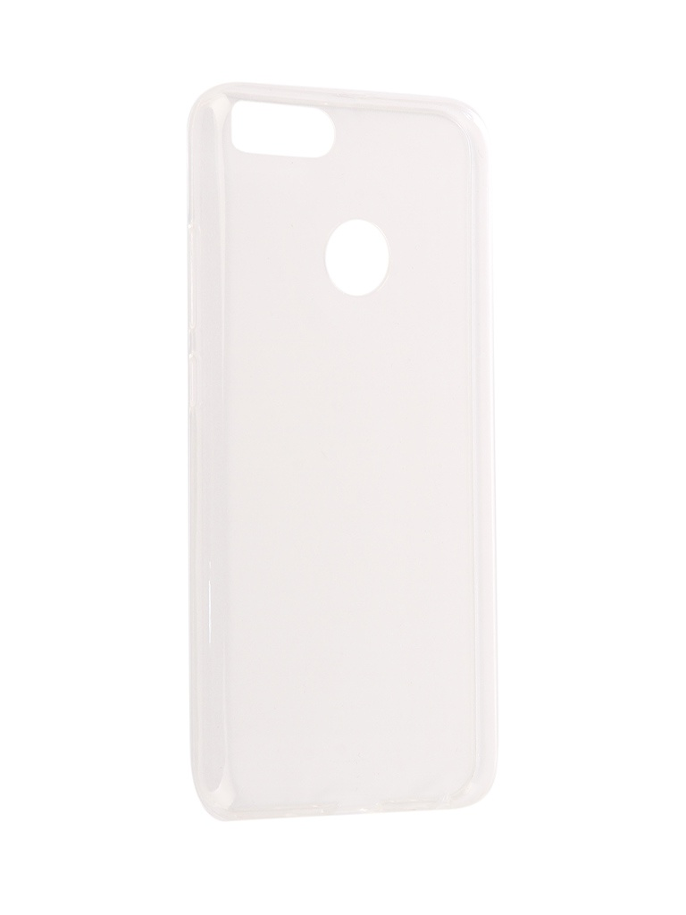 Аксессуар Чехол iBox для Xiaomi Mi A1 / Mi5X Crystal Silicone Transparent аксессуар чехол для xiaomi redmi 6a ibox crystal silicone transparent ут000016479
