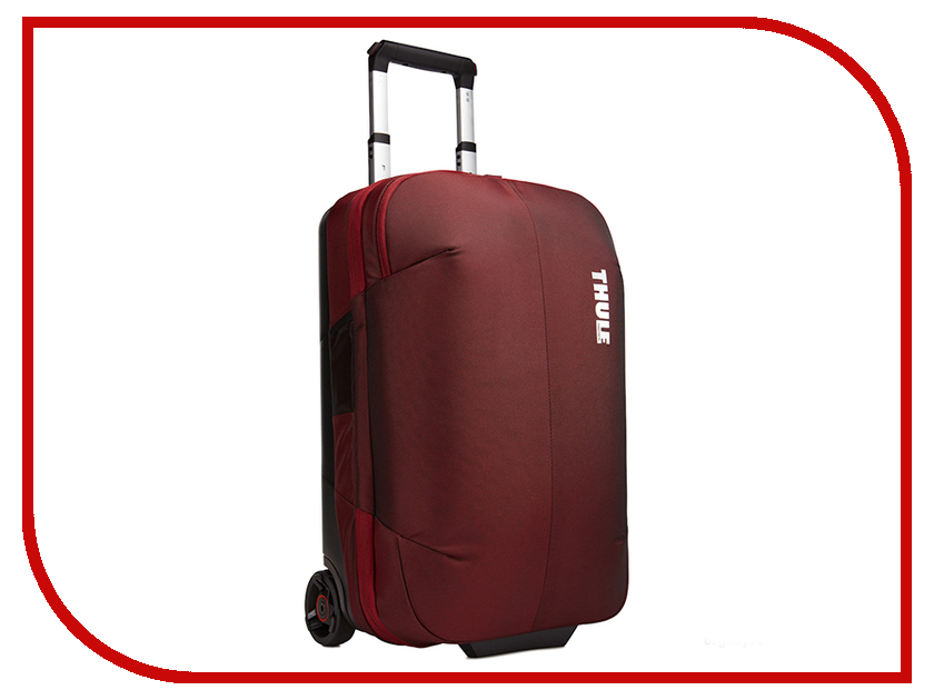 Чемодан Thule Subterra Carry-ON 335x55x20cm 36L Dark Red 3203448 рюкзак thule stir 20l dark forest 3203552