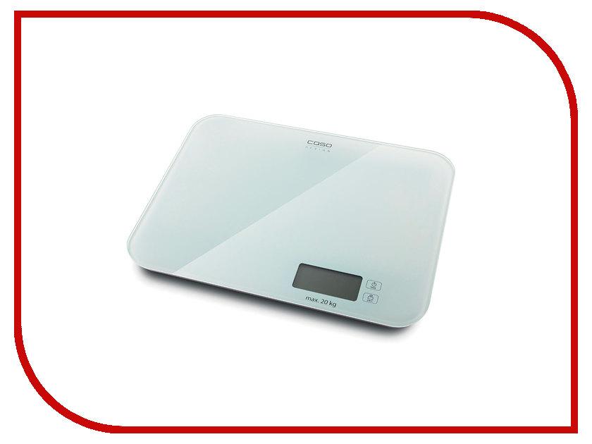 Весы CASO L 20 caso l 20 white кухонные весы