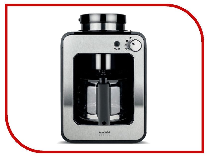 Фото - Кофеварка CASO Coffee Compact micro camera compact telephoto camera bag black olive