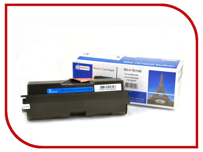 Картридж Blossom BS-K-TK1100 для Kyocera FS-1110/1024/1124 skd 11 bs k 076 022 062 new and original