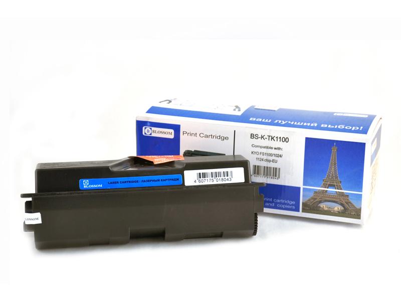 Картридж Blossom BS-K-TK1100 для Kyocera FS-1110/1024/1124