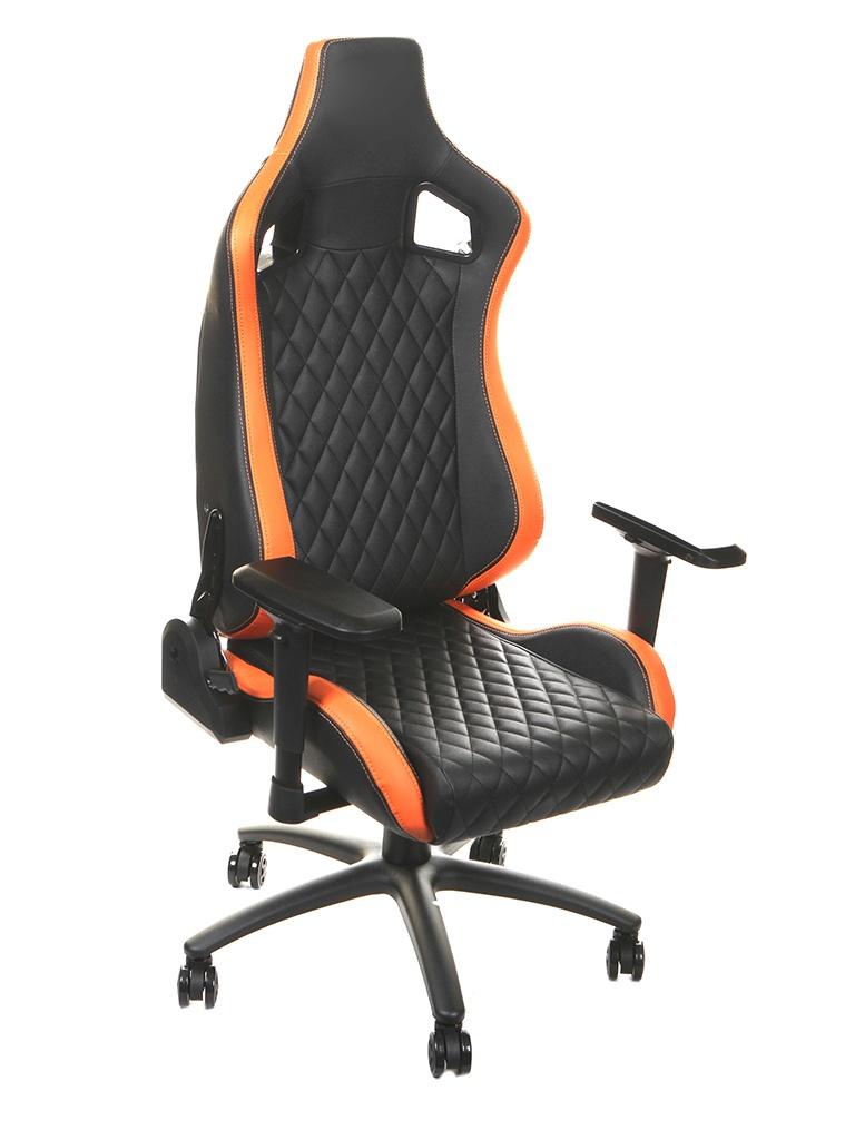 Компьютерное кресло COUGAR Armor S Black-Orange