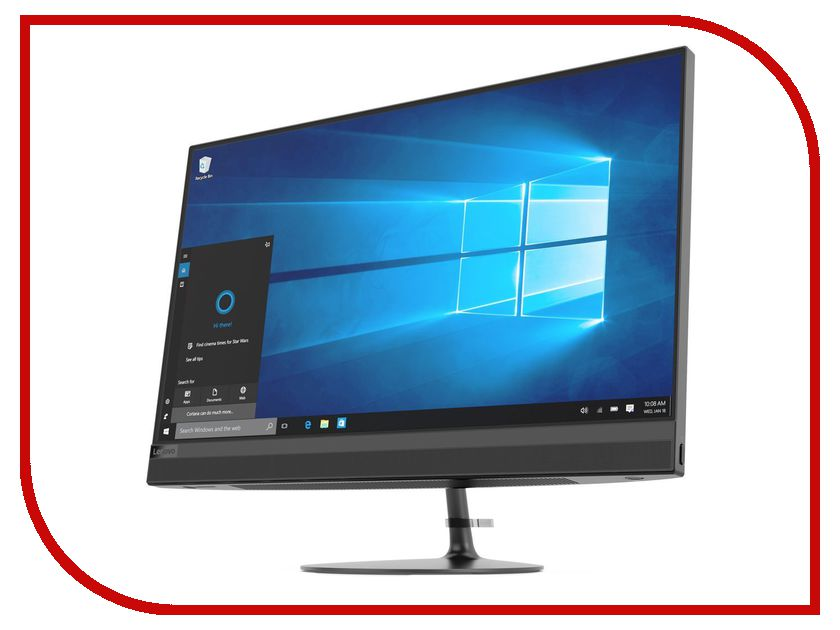 Моноблок Lenovo IdeaCentre AIO 520-24IKU F0D20037RK (Intel Core i3-6006U 2.0 GHz/4096Mb/1000Gb/DVD-RW/AMD Radeon 530 2048Mb/Wi-Fi/Bluetooth/Cam/23.8/1920x1080/Windows 10 64-bit) светодиодные лампы для салона x tremevision led philips w5w t10 2 шт 8000k 12799 8000kx2