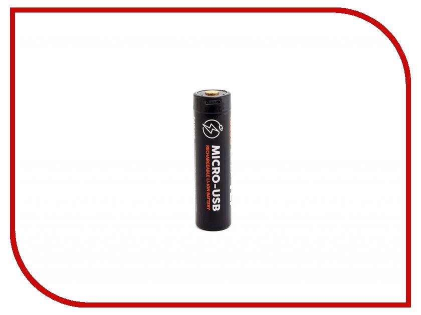 Аккумулятор Яркий Луч 18650 YLP SA1826 2600mAh фонарь налобный яркий луч lh 030 черный