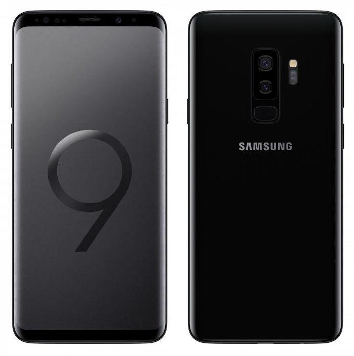 Сотовый телефон Samsung SM-G965F Galaxy S9 Plus 64Gb Black