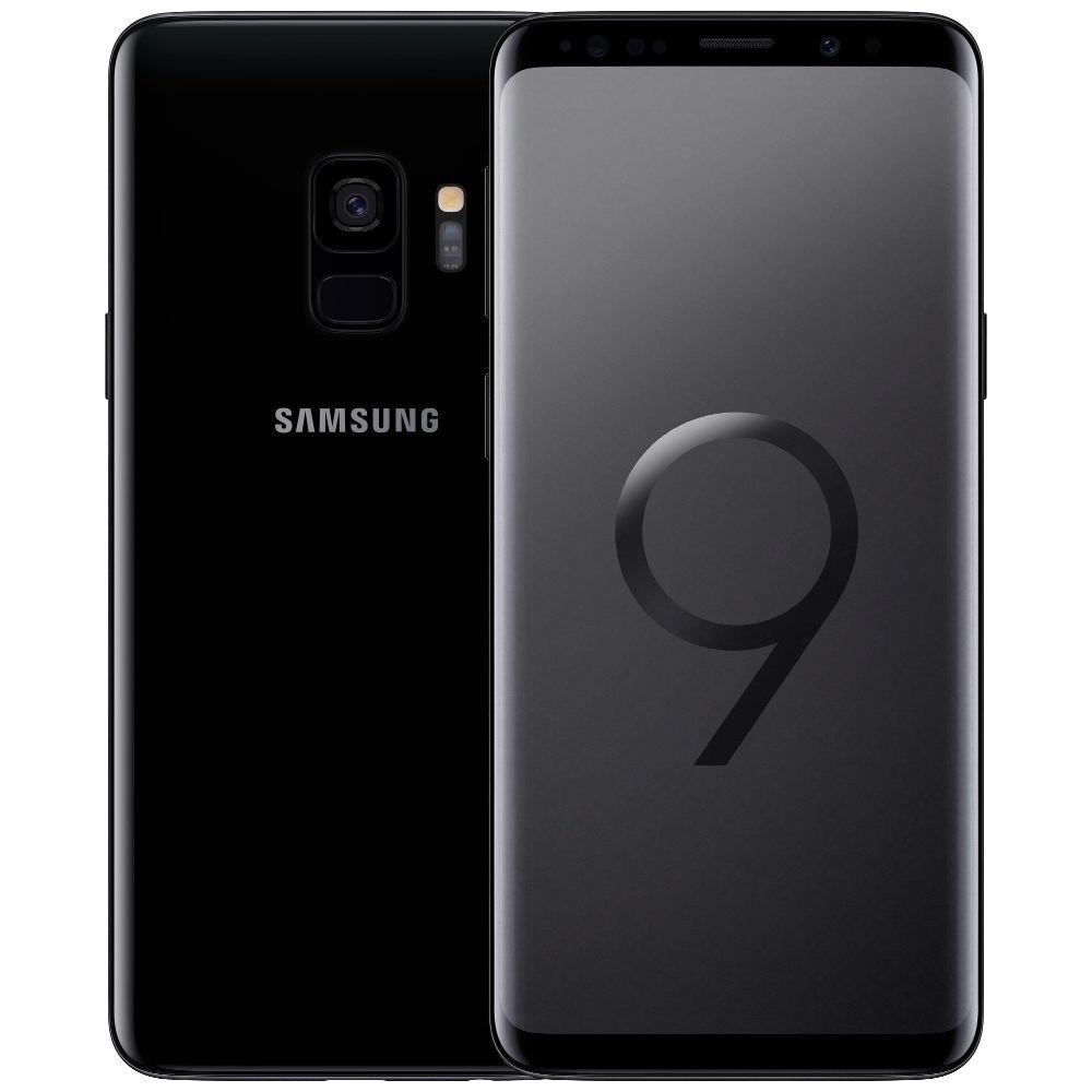 Сотовый телефон Samsung SM-G960FD Galaxy S9 64Gb Black сотовый телефон samsung sm g960fd galaxy s9 64gb gold