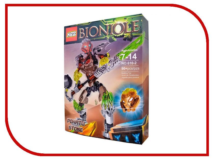 Конструктор KSZ Похату - Объединитель Камня 90 дет. 610-2 конструктор lego bionicle 71306 похату объединитель камня