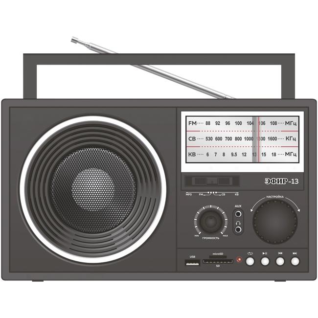 Радиоприемник Сигнал electronics Эфир-13