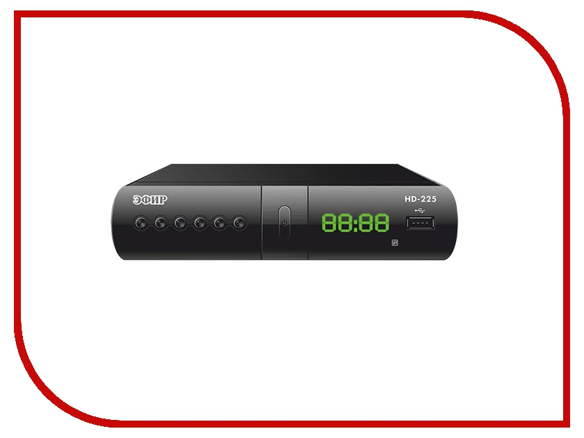 Эфир DVB-T2 HD HD-225