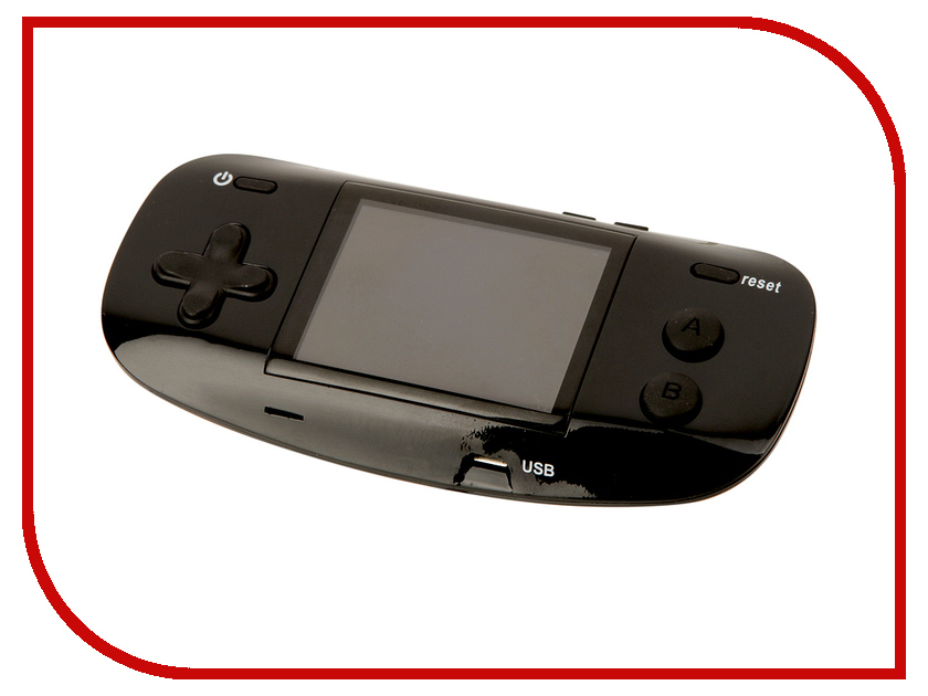 Игровая приставка CyberToy Galaxy Pocket Black игровая приставка dvtech pocket 3 lcd