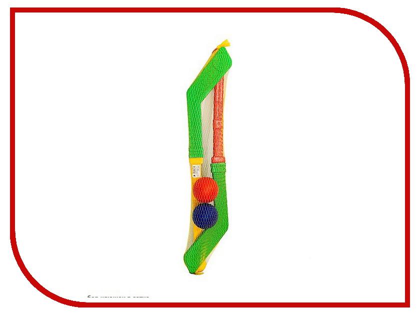 Игрушка Омская фабрика игрушек Набор Клюшек в сетке 0370