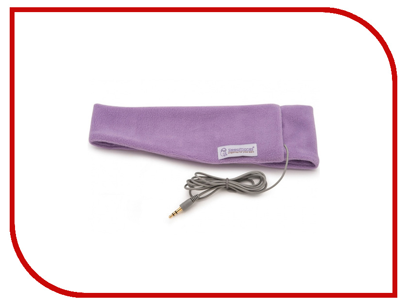 Гаджет Наушники SleepPhones Classic Quiet Lavender Fleece
