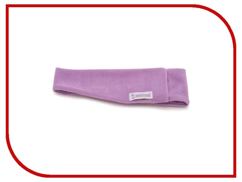 Гаджет Наушники SleepPhones Wireless Quiet Lavender Fleece