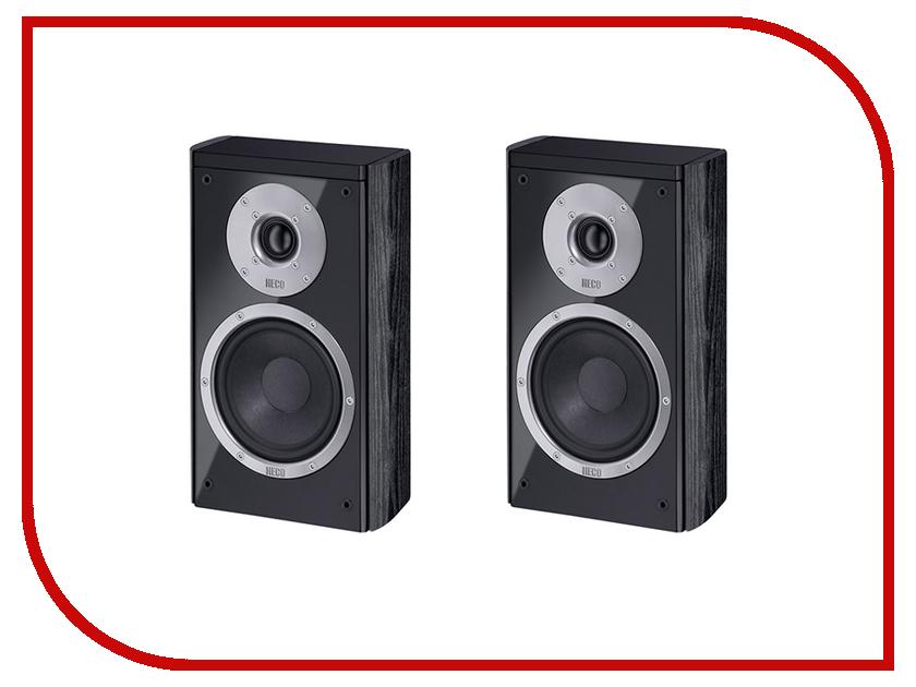 Колонки Heco Music Style 200 F Black (2шт) настенная акустика heco music style 200 f piano white ash decor white