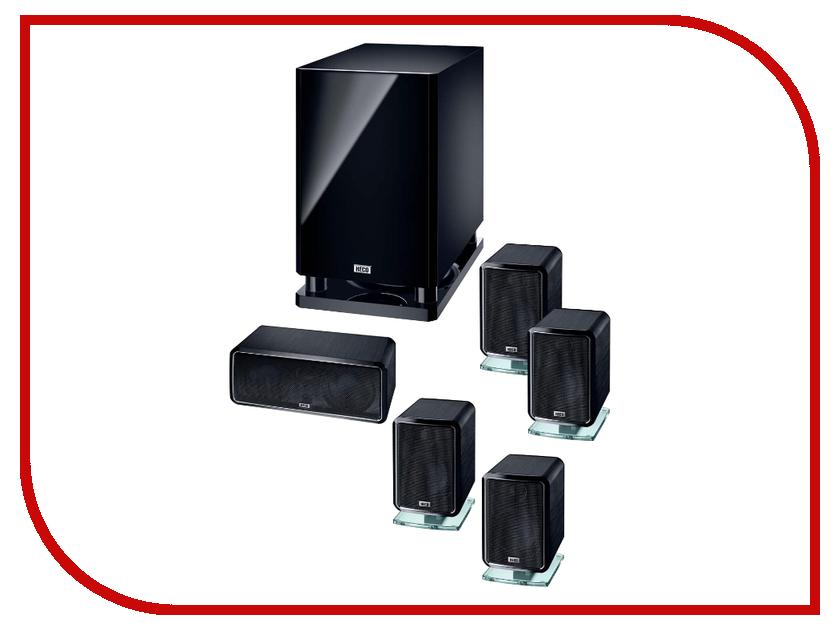 Колонки Heco Ambient 5.1 A Black
