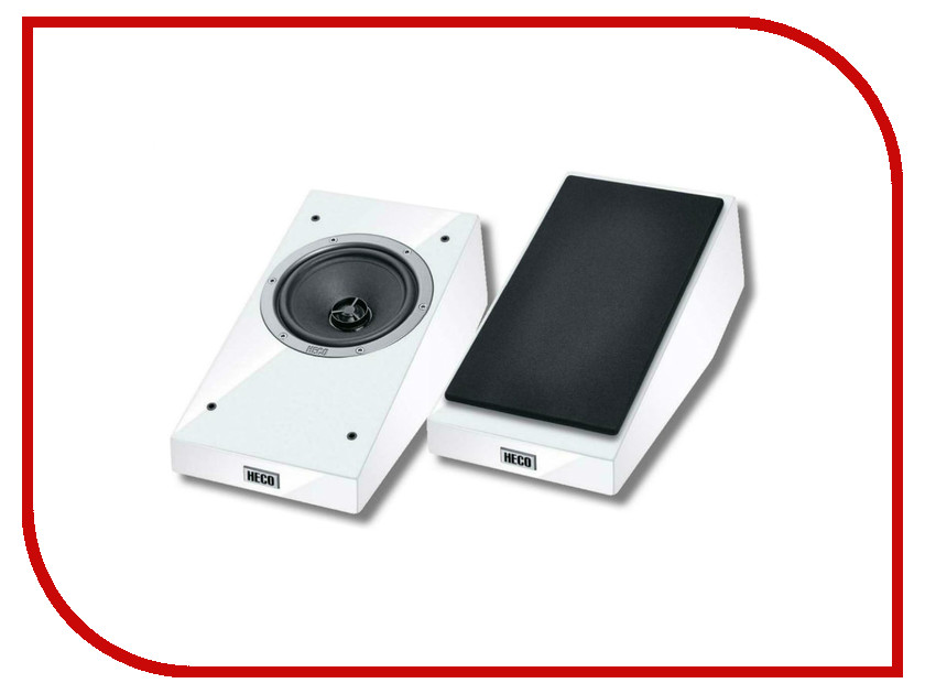 Колонки Heco AM 200 / Atmos 200 White (2шт) акустика центрального канала heco music style center 2 piano white ash decor white