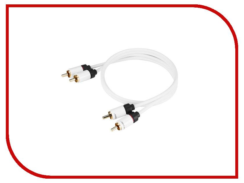 Аксессуар Real Cable 2RCA-1 3m