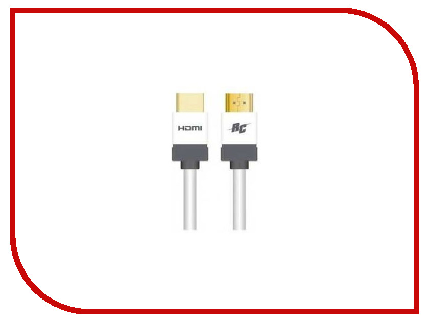 Аксессуар Real Cable HDMI-1 1m micro hdmi to hdmi cable for smart cell phone tablet pc monitor cable