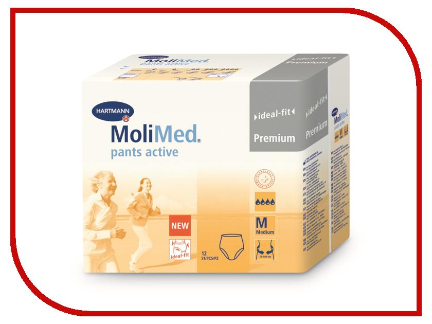 Подгузники Hartmann Molimed Pants Active M 12шт. 1686613