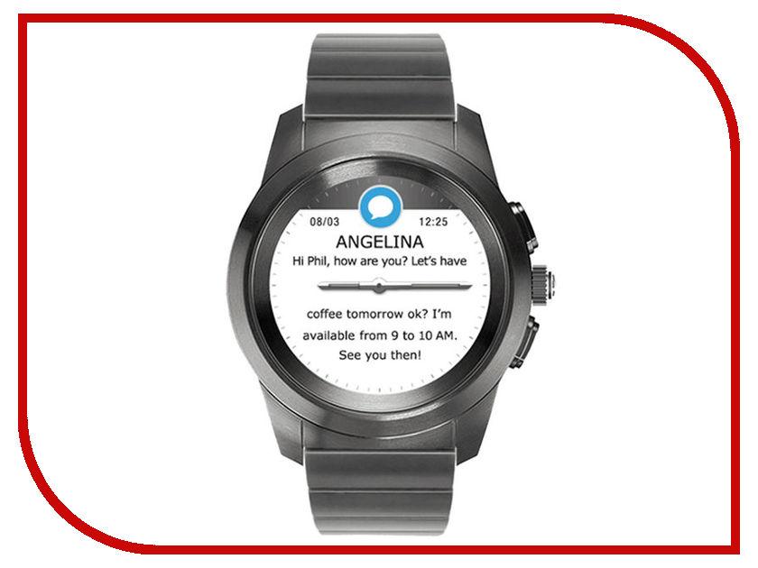 Умные часы MyKronoz ZeTime Elite Regular Titanium