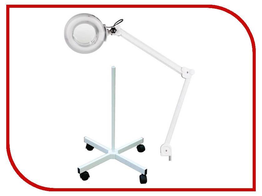 Комплект студийного света Okira Лампа-лупа напольная