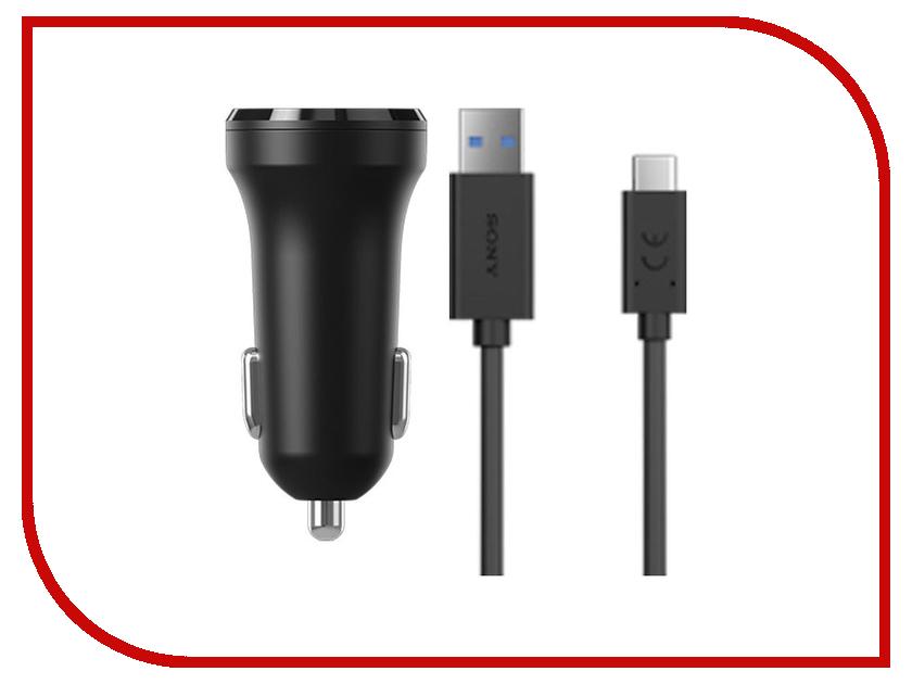 Зарядное устройство Sony 2xUSB AN430 автомобильное зарядное устройство sony an430
