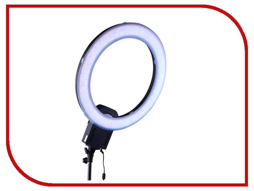 Комплект студийного света Okira LED-Ring 640