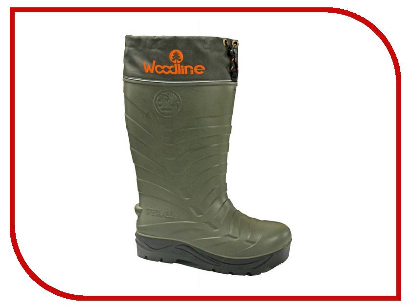 Сапоги Woodline ЭВА 920-100PW р.45-46 0059315