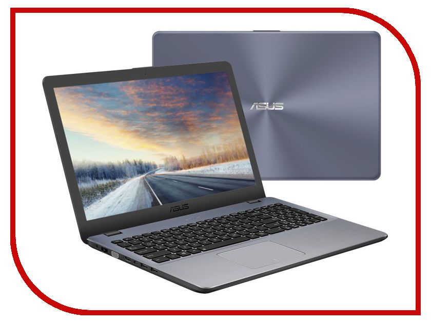 Ноутбук ASUS X542UA-GQ003 90NB0F22-M02560 (Intel Core i3-7100U 2.4 GHz/4096Mb/500Gb/DVD-RW/Intel HD Graphics/Wi-Fi/Bluetooth/Cam/15.6/1366x768/Endless) ноутбук asus e202sa intel n3700 2gb 500gb 11 6 cam win10 вlue