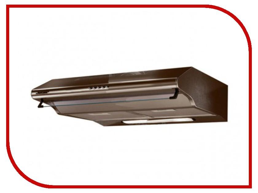 Кухонная вытяжка Jetair Sunny 50 1M Brown 1RUS14A/1 вытяжка jetair sunny 1m 50 ix