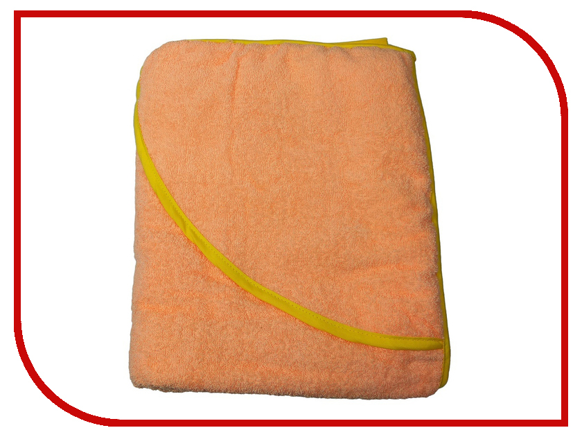 Полотенце с капюшоном Baby Swimmer BST11PE слитные купальники baby swimmer купальный костюм