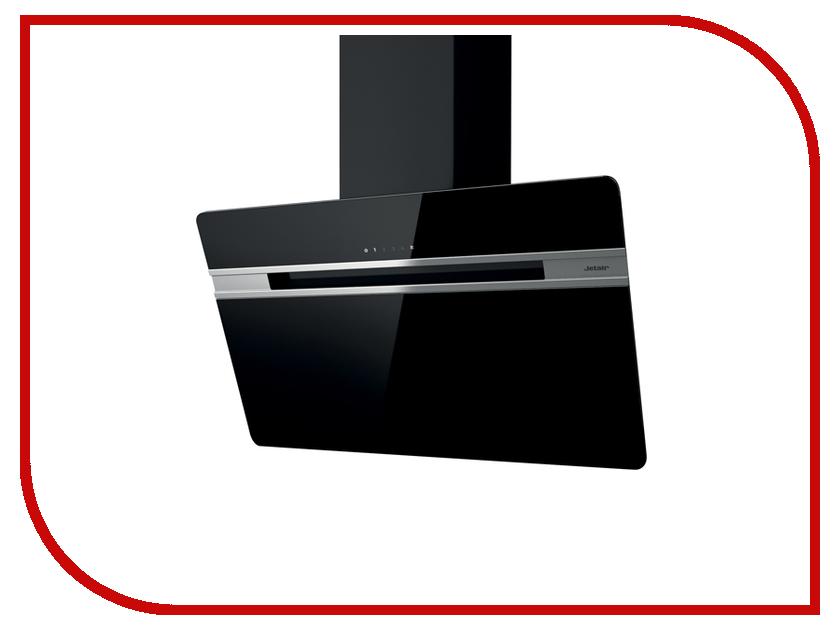 Кухонная вытяжка Jetair Viki BL/A/60 Black PRF0111475 кухонная вытяжка jetair lilly ix a 60 inox prf0094309