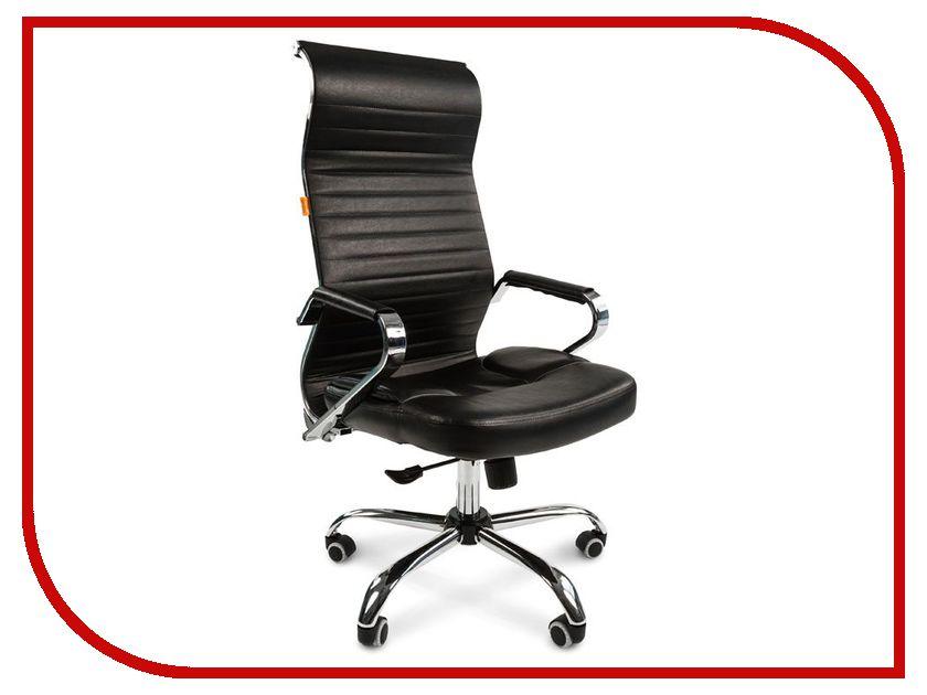 Компьютерное кресло Chairman 700 Black 00-07014825 компьютерное кресло chairman 769 tw 11 black 00 06032440