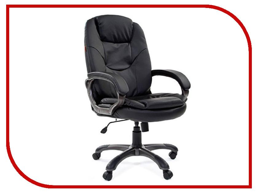 Компьютерное кресло Chairman 668 Black 00-07007680 компьютерное кресло chairman 769 tw 11 black 00 06032440