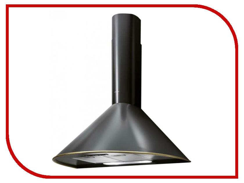 Кухонная вытяжка Jetair Round A/60 Gold Anthracite PRF0099161 кухонная вытяжка jetair lilly ix a 60 inox prf0094309