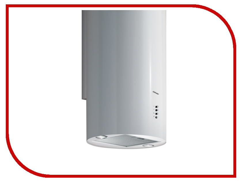 Кухонная вытяжка Jetair Pipe WH/A/43 White PRF0099249 jetair bonny wh 90 a