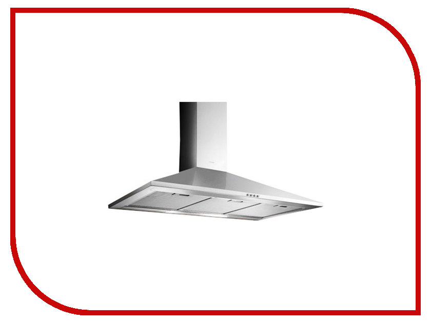 цена Кухонная вытяжка Jetair Gaia IX/A/60 Inox Silver PRF0112624 онлайн в 2017 году